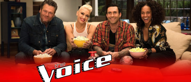 The Voice 2017 Season 12 first look and Grand Premier