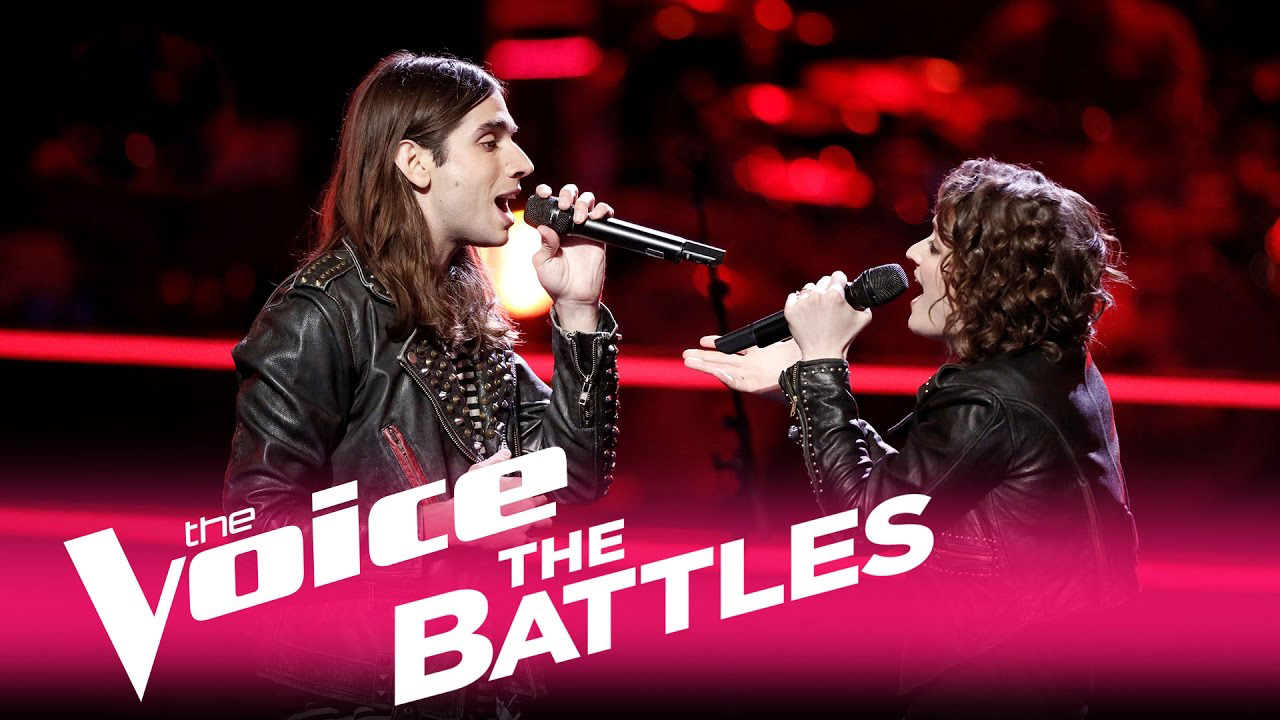 The voice 2017 Season 12- Full Episode on 21 March 2017 Battle Round