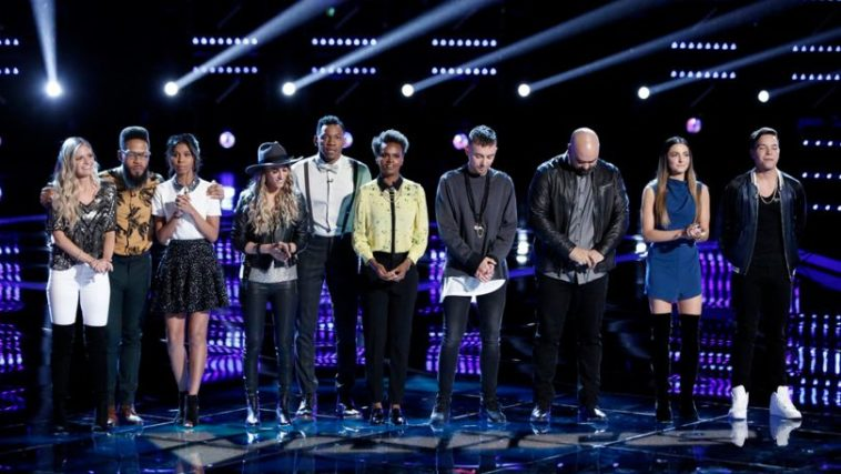 The Voice TOP 12 Live Full Episode, Live Voting, Result, Instant Save and who is eliminated on 24 and 25 April 2017