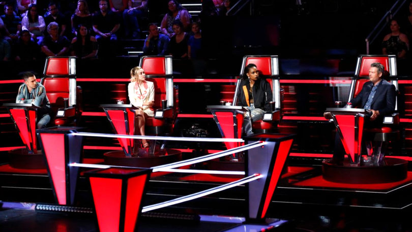 The Voice Season 13 Full Battles Round on 24 October 2017 Episode 4 with the Voice 2017 Season 13