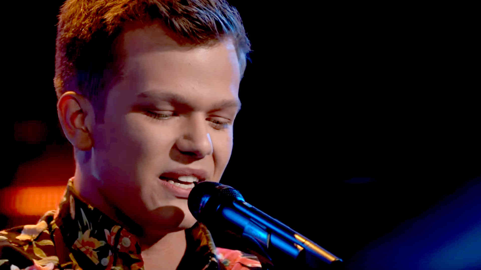 "Watch The Voice 2018 Blind Audition of Britton Buchanan ""Trouble"" in The Voice 2018 season 14 Blind Audition 26 February 2018"