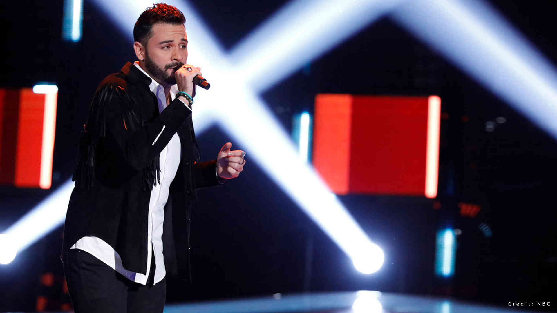 "Watch The Voice 2018 Blind Audition of Justin Kilgore ""Tomorrow"" in The Voice 2018 season 14 Blind Audition 26 February 2018"