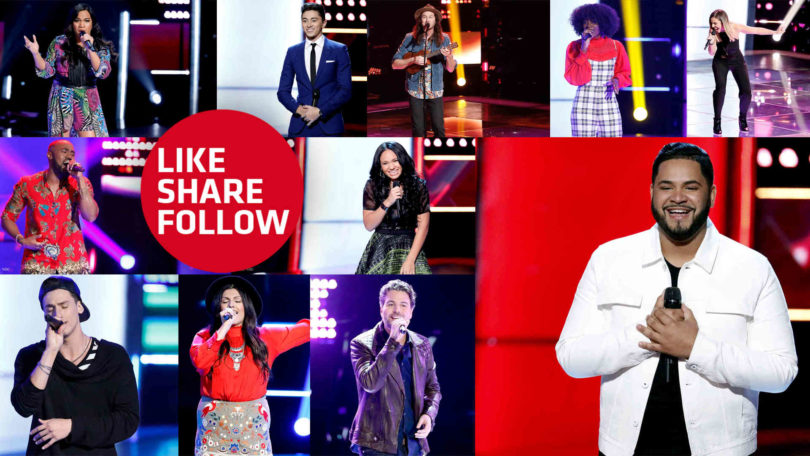 The Voice USA 2018 Blind Audition 5 March 2018 Full Episode Watch The Voice 2018 Season 14 Blind Audition Tonight