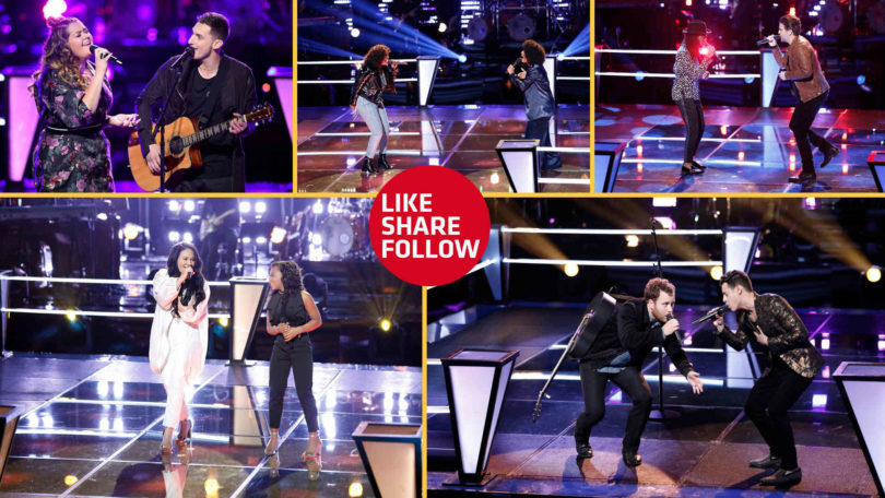 Watch The Voice USA 2018 Battles on 20 March 2018 Full Episode with The Voice 2018 Battles Result Video