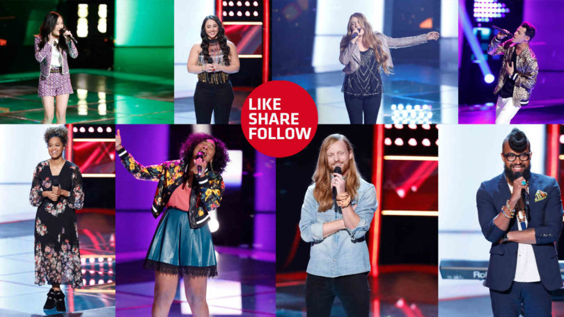 The Voice 2018 Blind Audition 6 March 2018 Full Episode Watch The Voice Season 14 Blind Audition tonight