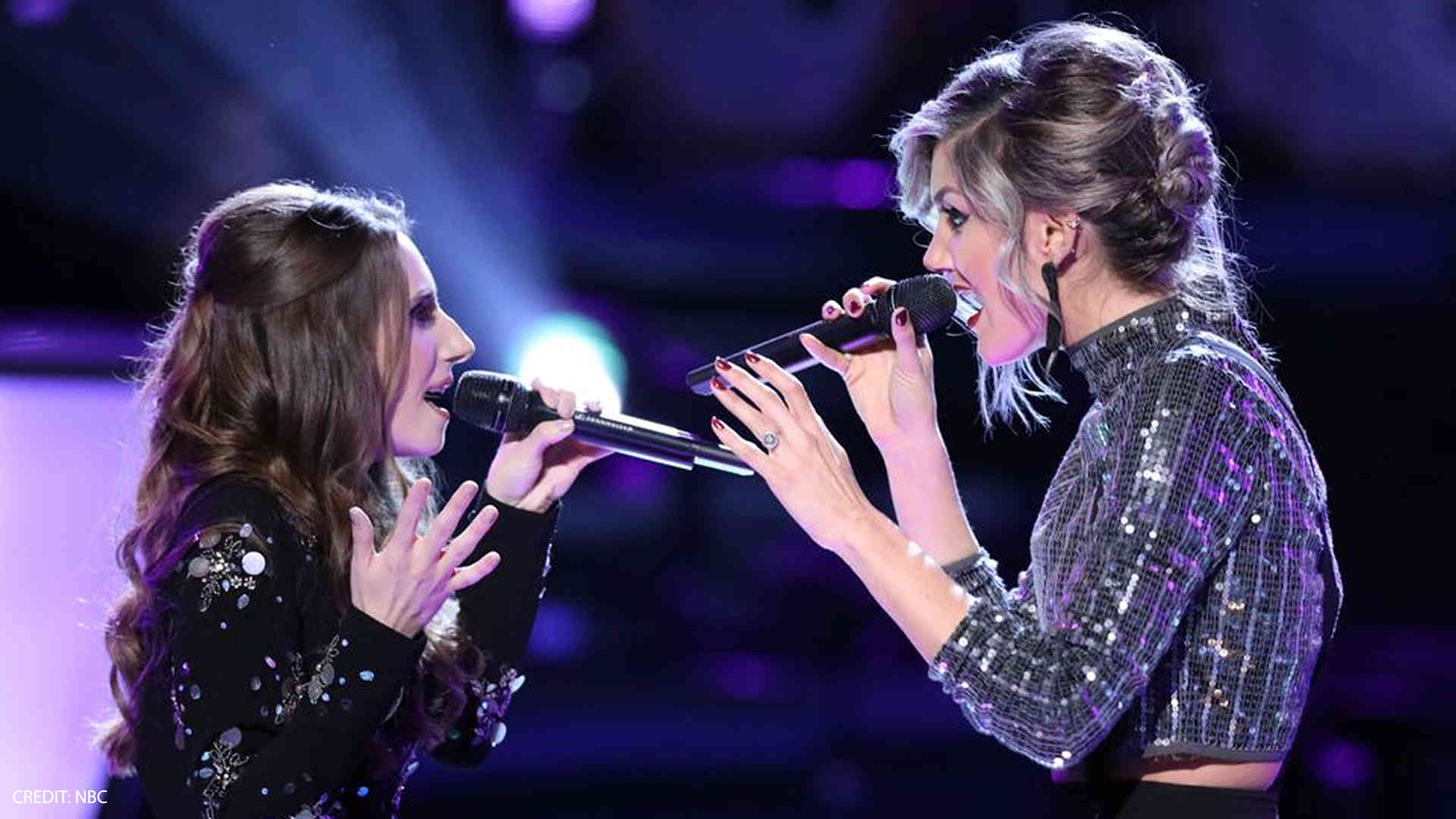 """Watch The Voice 2018 Battles Jackie Verna vs. Stephanie Skipper """"These Dreams"""" Full Video on 27 March 2018"""