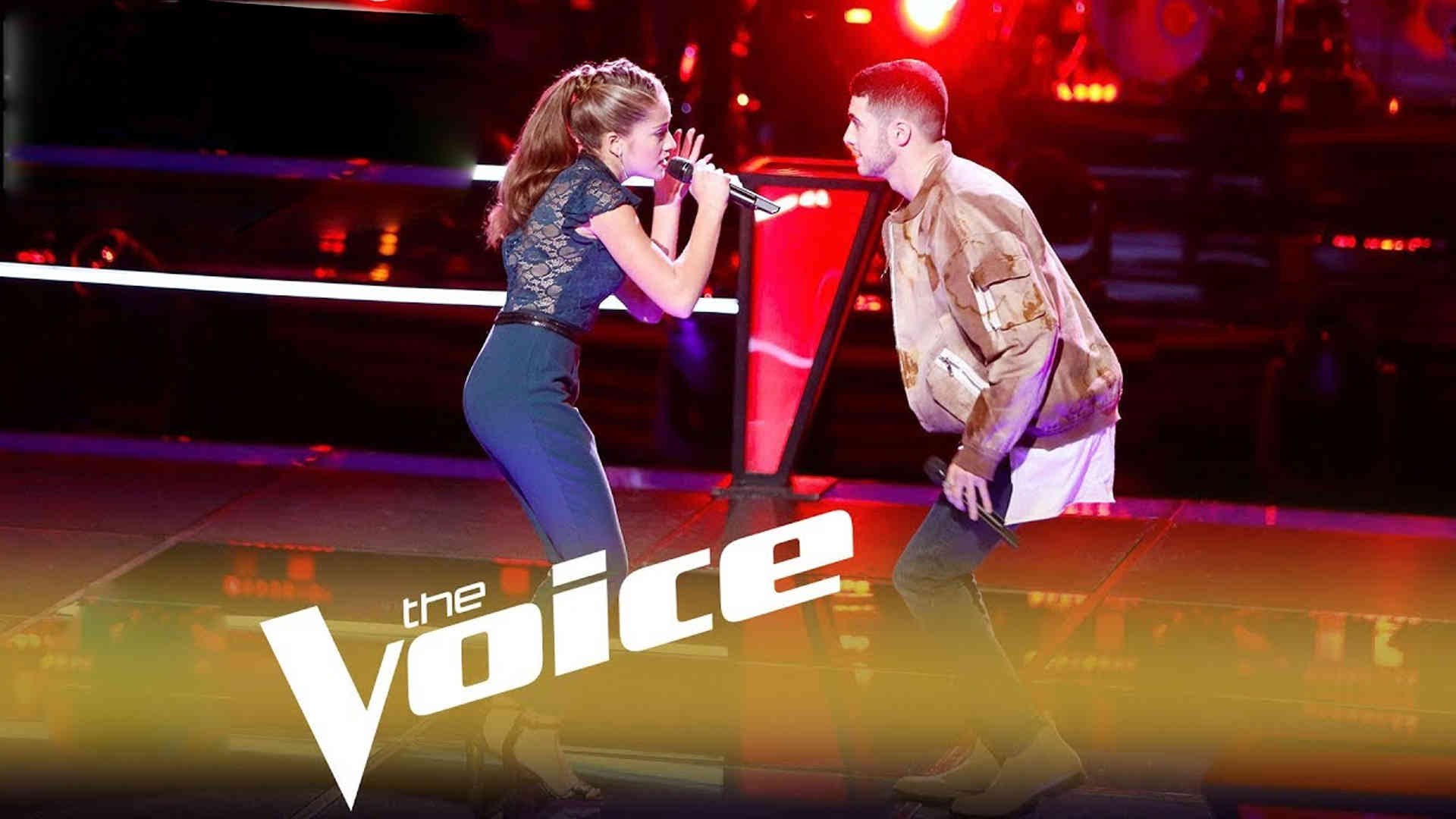"Watch The Voice 2018 Battles Brynn Cartelli vs. Dylan Hartigan ""Ready For It?"" Full Video on 19 March 2018"