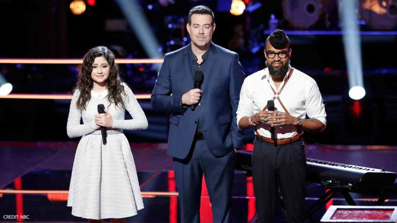 """Watch The Voice 2018 Battles Livia Faith vs. Terrence Cunningham """"Stars"""" Full Video on 27 March 2018"""