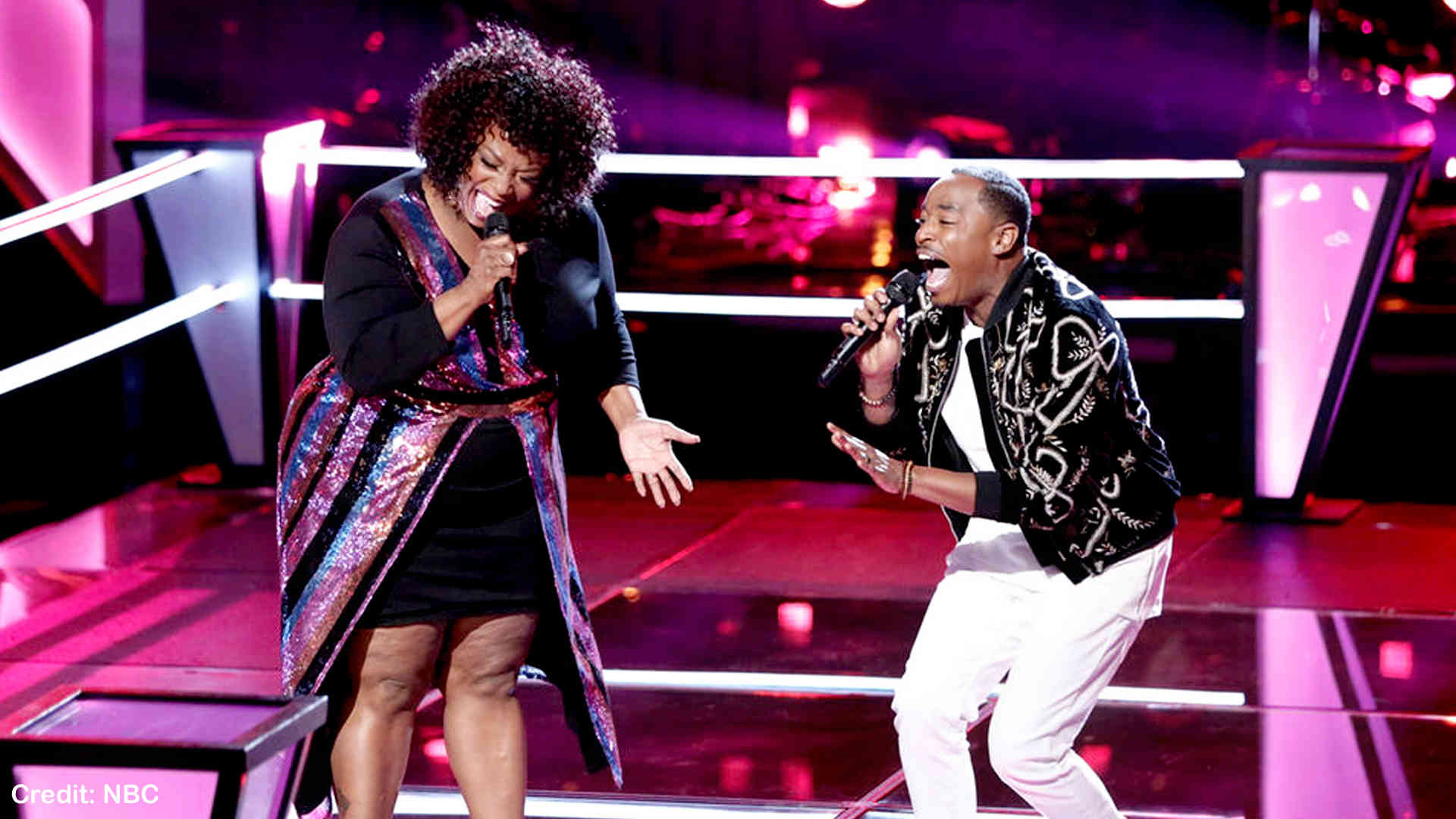 "Watch The Voice 2018 Battles Rayshun LaMarr vs. Tish Haynes ""Sweet Thing"" Full Video on 19 March 2018"