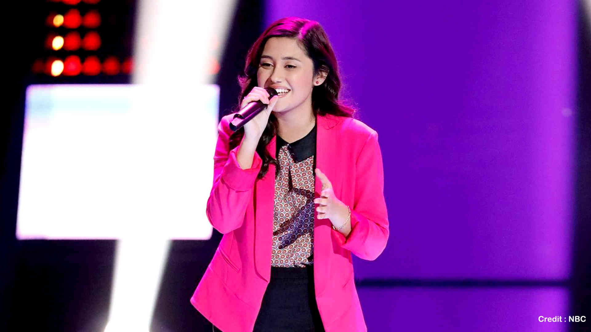 "Watch The Voice 2018 Livia Faith ""Dream a Little Dream of Me"" Blind Audition Full Video on 12 March 2018"