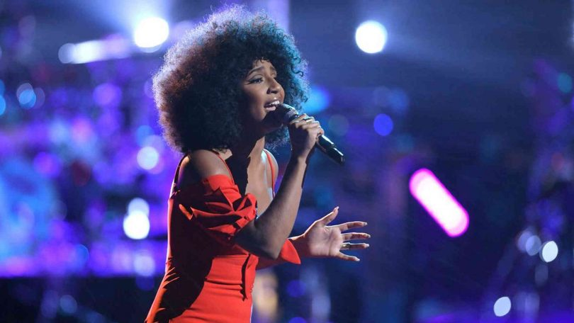 Vote Kelsea Johnson The Voice 2018 Playoffs 16 April 2018 with The Voice 2018 Season 14 Voting App Online