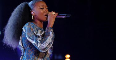 Vote Christiana Danielle The Voice 2018 Playoffs 17 April 2018 with The Voice 2018 Season 14 Voting App Online