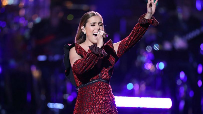Vote Jackie Foster The Voice 2018 Playoffs 17 April 2018 with The Voice 2018 Season 14 Voting App Online