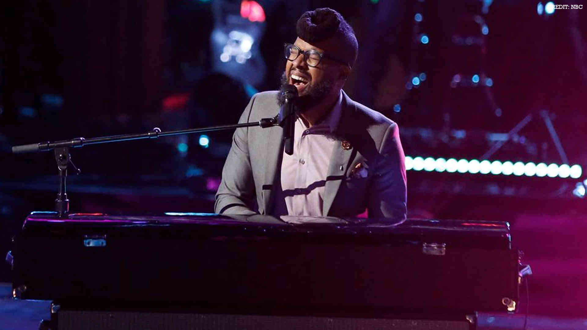 "Watch The Voice USA 2018 Knockout Terrence Cunningham ""Tell Me Something Good"" full Performance Video 3 April 2018"