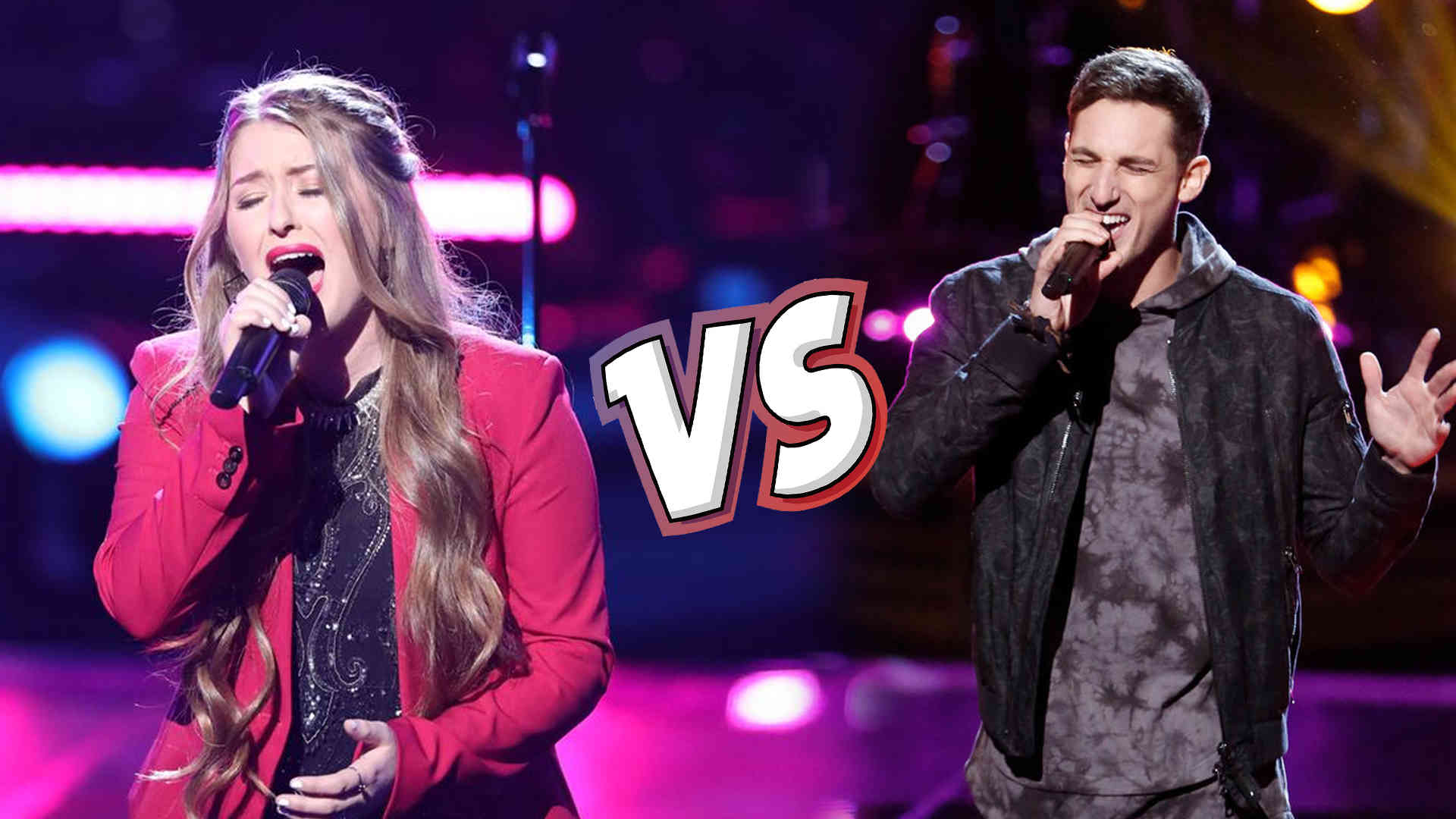 Watch The Voice USA 2018 Knockout Alexa Cappelli vs Jorge Eduardo full Performance Video 9 April 2018