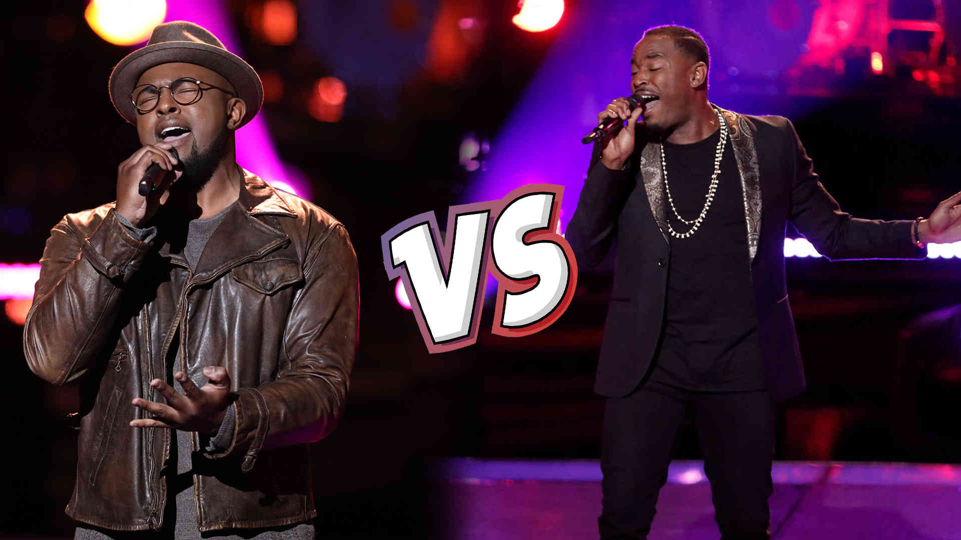 Watch The Voice USA 2018 Knockout RAYSHUN LAMARR vs Gary Edwards full Performance Video 9 April 2018