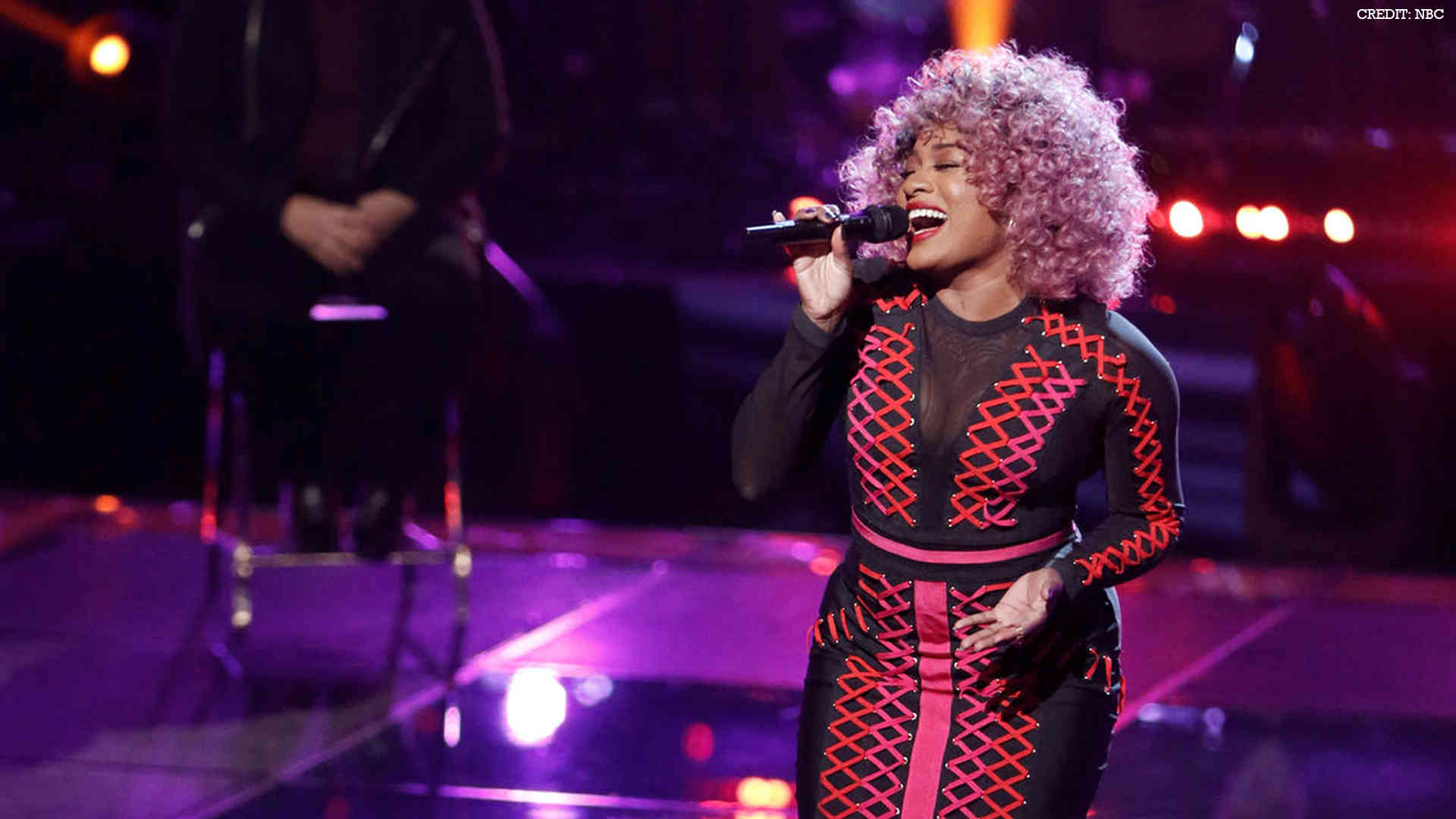 "Watch The Voice USA 2017 Knockout Miya Bass ""Castle on the Hill"" full Performance Video 2 April 2018"