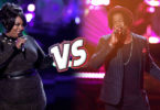 Watch The Voice USA 2018 Knockout D.R. King vs Tish Haynes Keys full Performance Video 9 April 2018