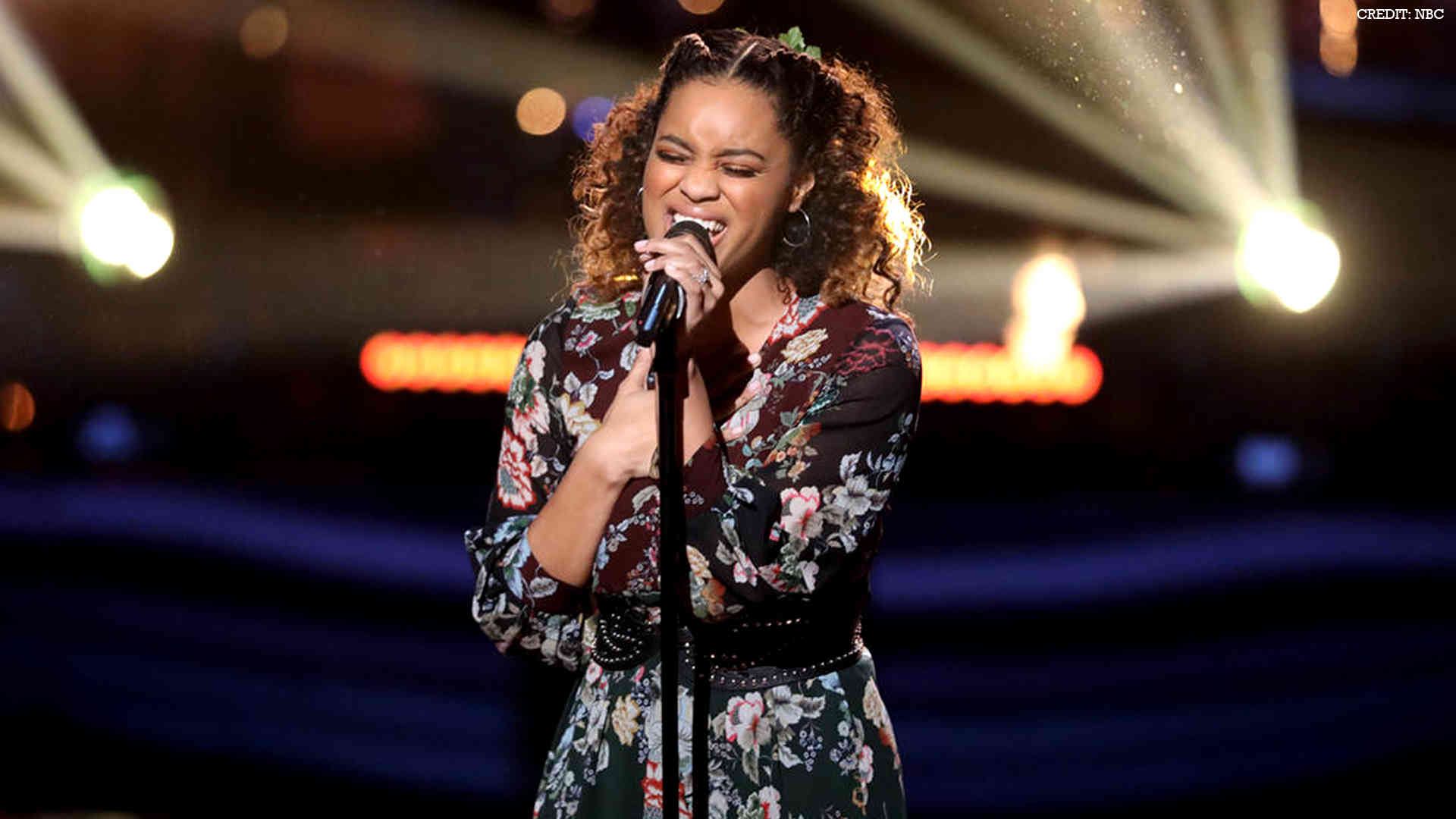 "Watch The Voice USA 2017 Knockout Spensha Banker ""Broken Halos"" full Performance Video 2 April 2018"