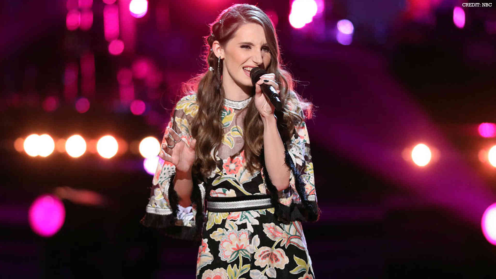 "Watch The Voice USA 2017 Knockout Jackie Verna ""American Honey"" full Performance Video 2 April 2018"