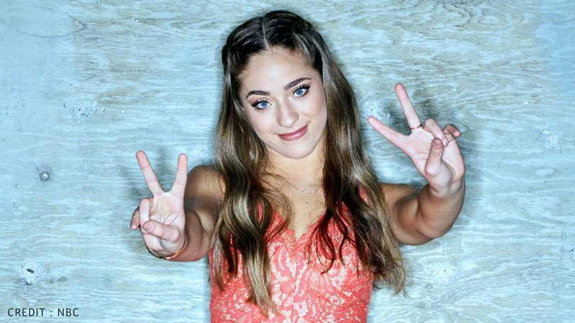 Vote Brynn Cartelli the Voice 2018 Top 12 on 23 April 2018 with The Voice 2018 Season 14 Voting App Online