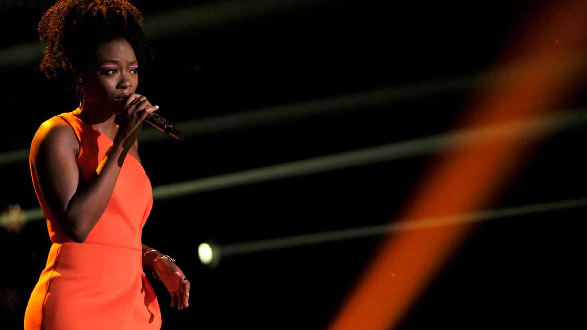 Vote Christiana Danielle the Voice 2018 Top 10 on 7 May 2018 with The Voice 2018 Season 14 Voting App Online