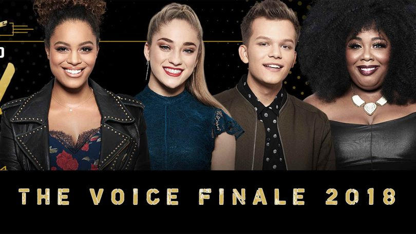 The voice 2018 Finale Full Episode on 21 May 2018 Vote the Voice App Online