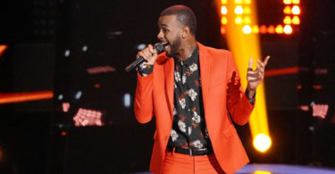 "Watch Tyshawn Colquitt ""Like I Can"" Blind Audition Performance in The Voice USA 2018 season 15 Blind Audition 24 September 2018"