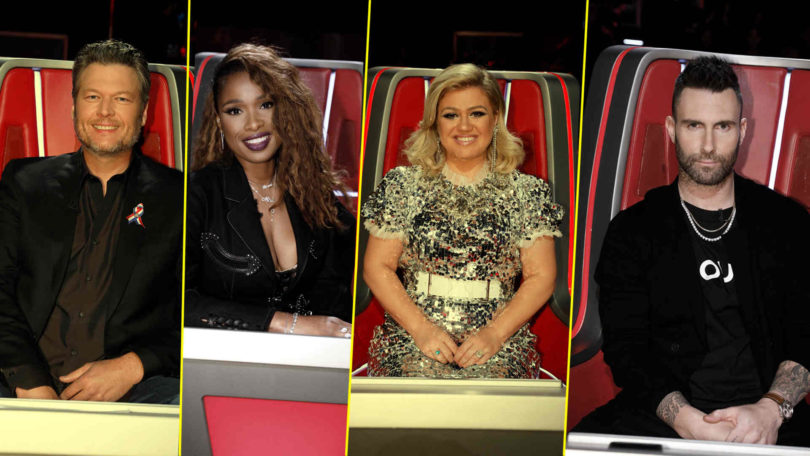 Watch The Voice USA 2018 Playoffs 13 November 2018 With Real Time Voting Result online tonight
