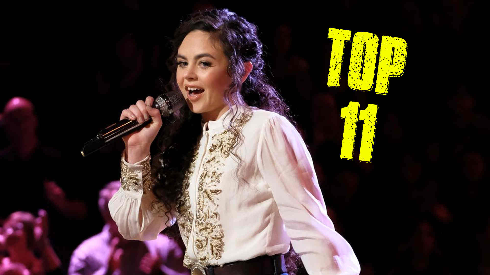 Vote Chevel Shepherd the Voice 2018 Live Top 11 on 26 November 2018 with The Voice 2018 Voting App Online