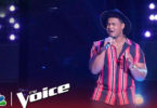 Vote DeAndre Nico The Voice 2018 Live Top 13 on 19 November 2018 with The Voice 2018 Voting App Online