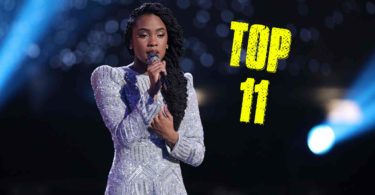 Vote Kennedy Holmes the Voice 2018 Live Top 11 on 26 November 2018 with The Voice 2018 Voting App Online