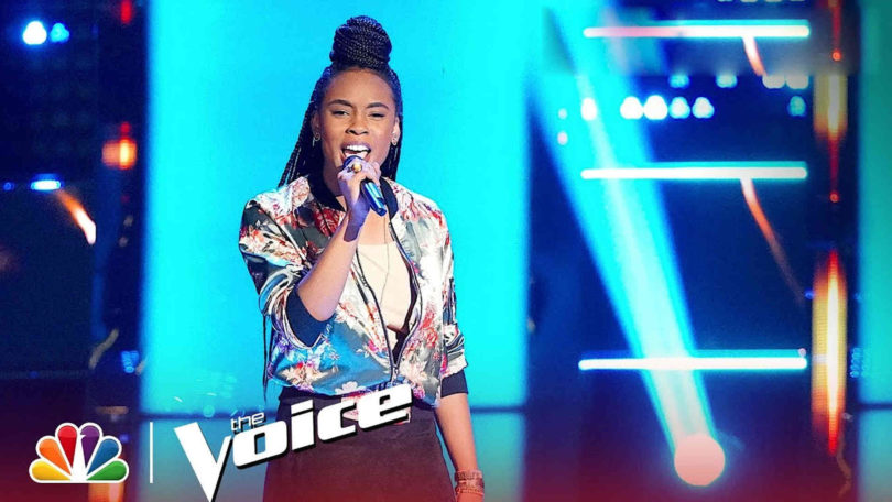 Vote Kennedy Holmes The Voice 2018 Live Top 13 on 19 November 2018 with The Voice 2018 Voting App Online