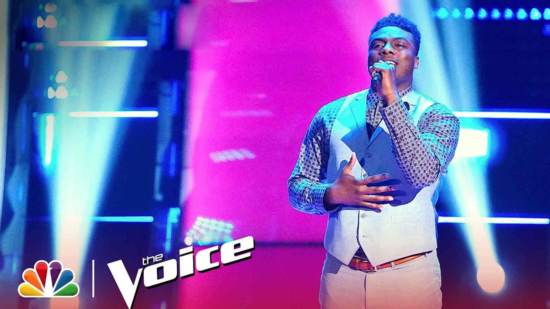 Vote Kirk Jay The Voice 2018 Live Top 13 on 19 November 2018 with The Voice 2018 Voting App Online