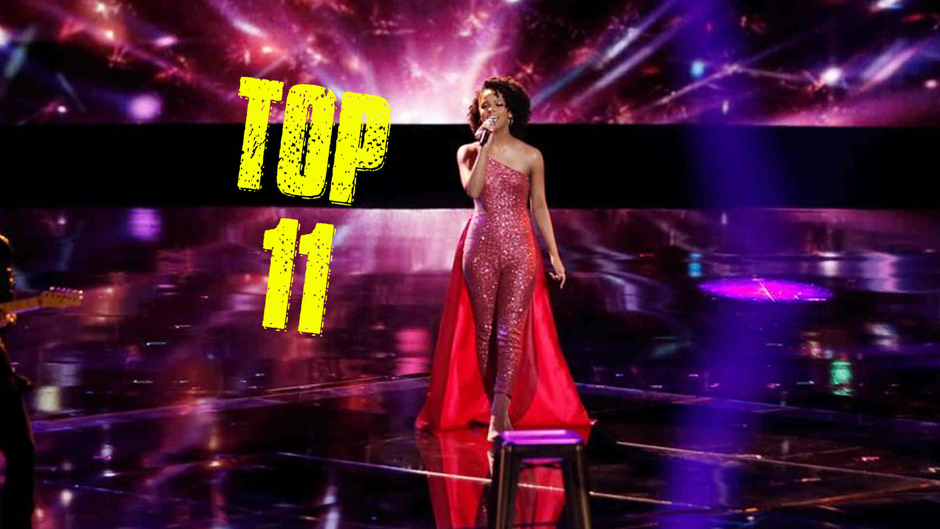 Vote Lynnea Moorer the Voice 2018 Live Top 11 on 26 November 2018 with The Voice 2018 Voting App Online