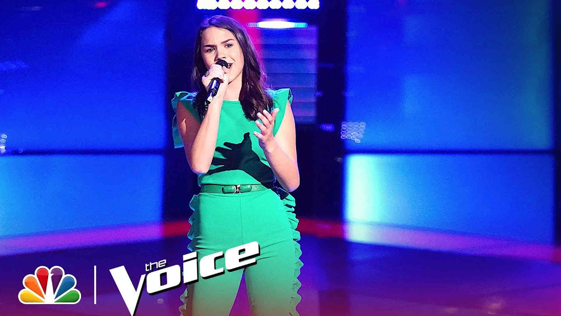 Vote Reagan Strange The Voice 2018 Live Top 13 on 19 November 2018 with The Voice 2018 Voting App Online