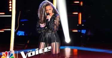 Vote SandyRedd The Voice 2018 Live Top 13 on 19 November 2018 with The Voice 2018 Voting App Online