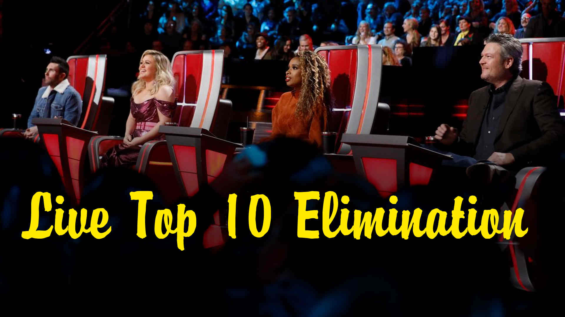 Watch The Voice USA 2018 Top 10 Elimination Result on 4 December 2018 With Voting Result online tonight