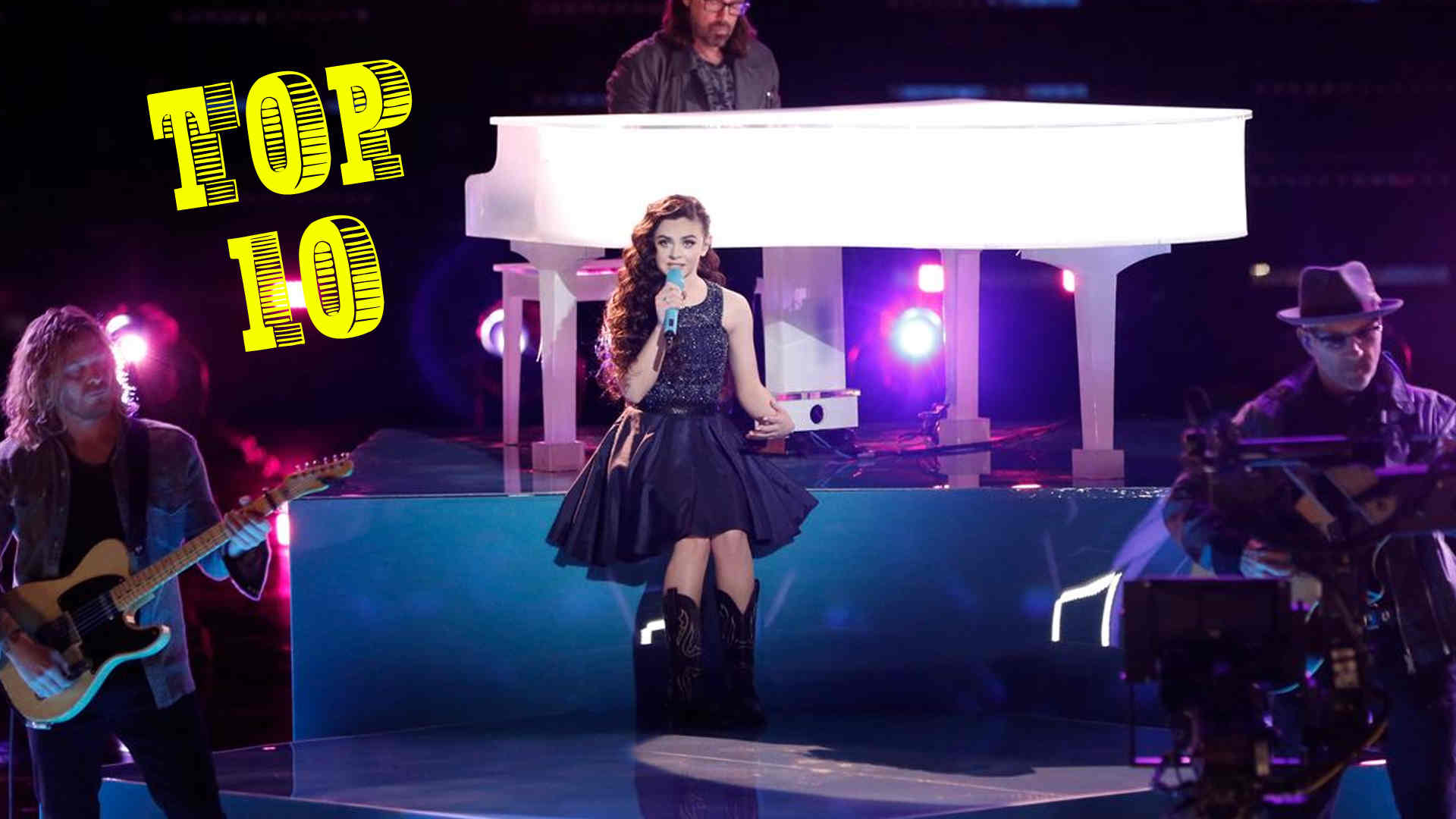Vote Chevel Shepherd the Voice 2018 Live Top 10 on 3 December 2018 with The Voice 2018 Voting App Online