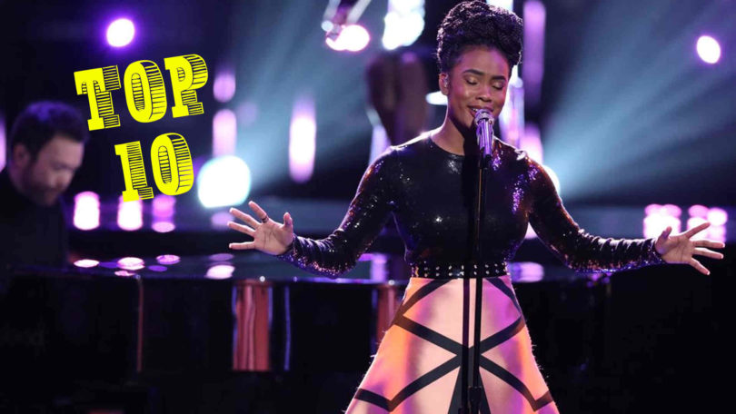 Vote Kennedy Holmes the Voice 2018 Live Top 10 on 3 December 2018 with The Voice 2018 Voting App Online