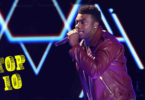 Vote Kirk Jay the Voice 2018 Live Top 10 on 3 December 2018 with The Voice 2018 Voting App Online
