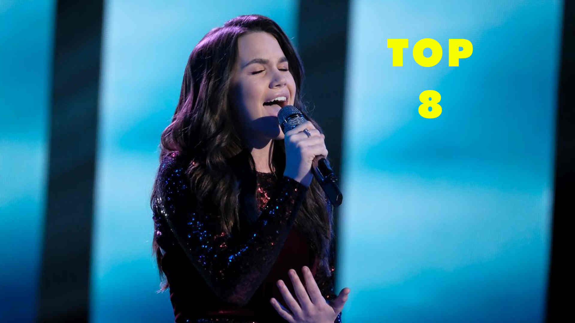 Vote Reagan Strange the Voice 2018 Live Top 8 (Semifinals) on 10 December 2018 with the Voice 2018 Voting App Online