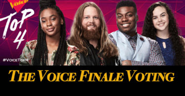 Vote The Voice USA 2018 Voting App with How to use and Vote in The Voice 2018 Season 15 Voting App?