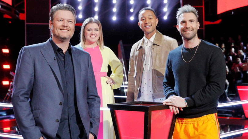 The Voice Season 16 Full Battles Round 2 on 1 April 2019 with the Voice 2019 Season 16
