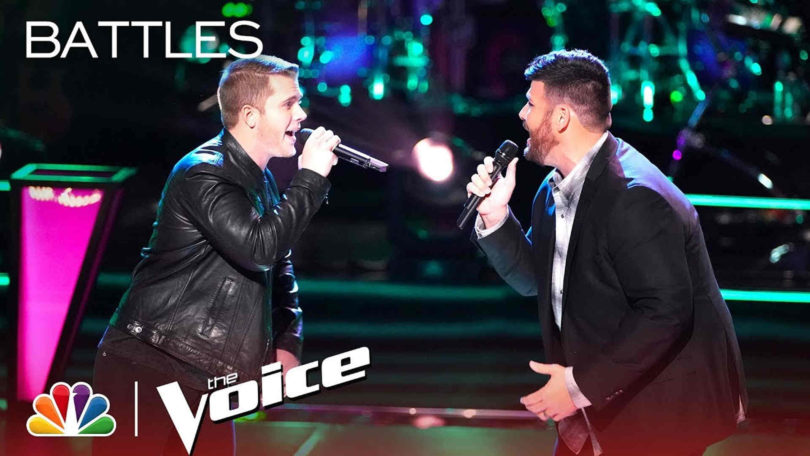 "Watch Gyth Rigdon and Rod Stokes's ""Drunk Me"" in The Voice Battles 2019 Season 16"