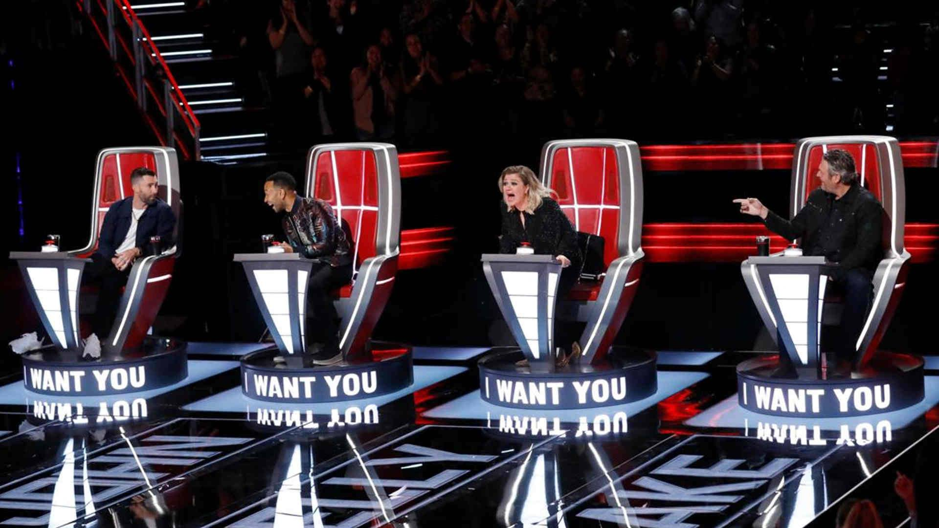 Watch the Voice USA 2019 Season 16 Blind Audition Full Episode 18 March 2019 Video