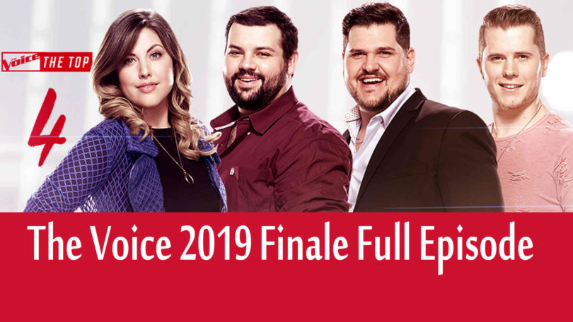 The voice 2019 Finale Full Episode on 20 May 2019 Vote the Voice App Online