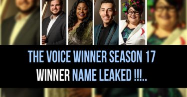 The Voice 2019 Winner Name Announced with The Voice 2019 Finale Voting Result 17 December 2019