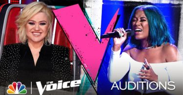 Tayler Green The Voice USA 2020 Blind Audition