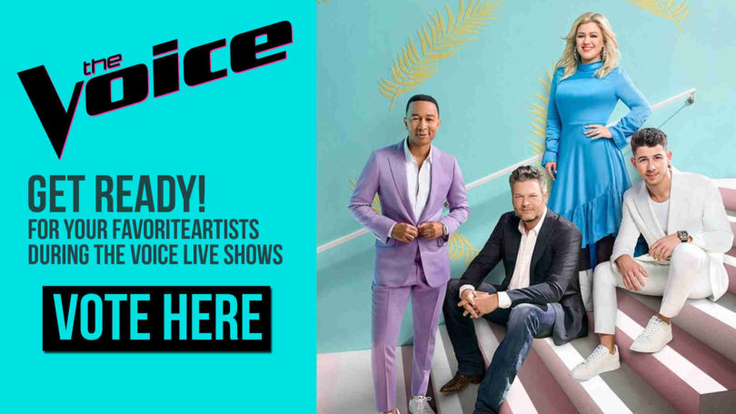 How to Vote The Voice 2020 S18 Voting App, Twitter Voting Online?
